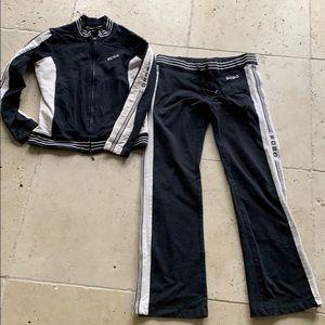 BCBG track suit Medium
